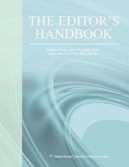 The Editor's Handbook