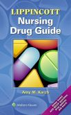 Book Cover Image. Title: 2015 Lippincott's Nursing Drug Guide, Author: Amy Karch