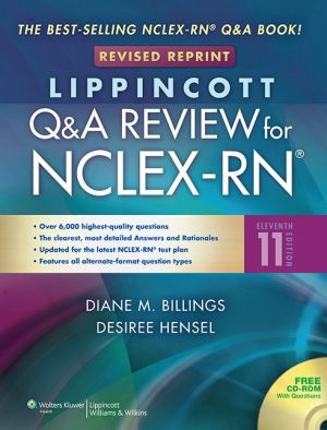 Lippincott's Q&A Review for NCLEX-RN