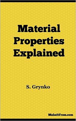 Material Properties Explained