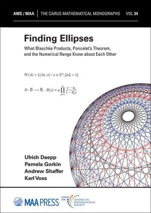 Finding Ellipses