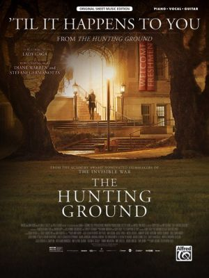 'Til It Happens to You (from The Hunting Ground): Piano/Vocal/Guitar, Sheet