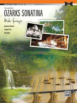 Ozarks Sonatina: Sheet
