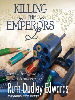 Killing the Emperors: Robert Amiss Series, Book 12