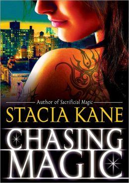 Chasing Magic (Downside Ghosts Series #5)