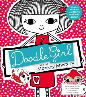 Doodle Girl and the Monkey Mystery
