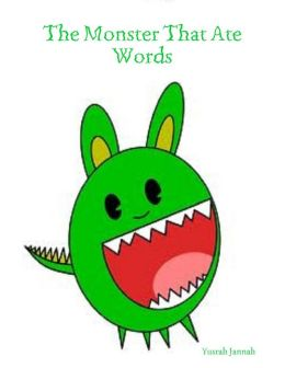 The Monster That Ate Words