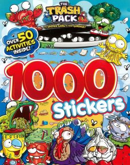 Trash Pack 1000 Stickers