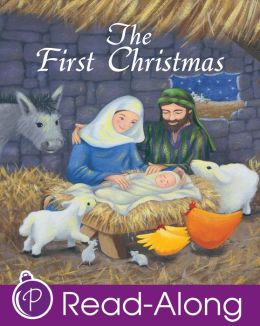 The First Christmas (Parragon Christmas Read-Along Classics)