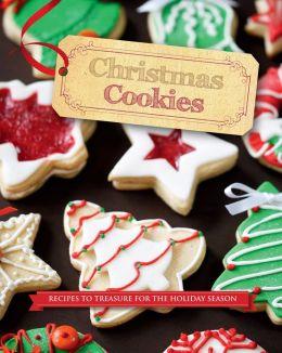 Christmas Cookies (Love Food) (PagePerfect NOOK Book)