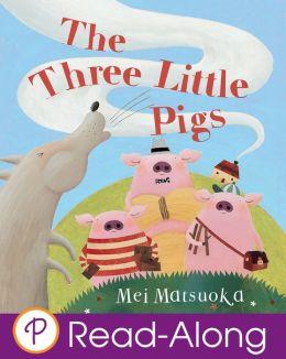 The Three Little Pigs (Parragon Fairy Tale Classics Read-Along)