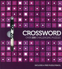 Ultimate Diecut Puzzles Crossword