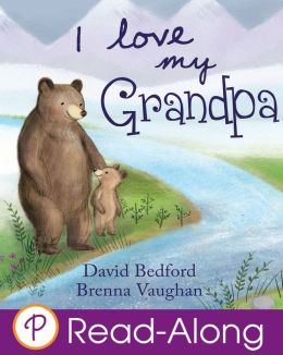 I Love My Grandpa (Parragon Read-Along)