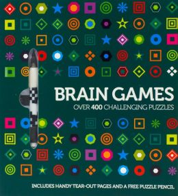 Die Cut Brain Games