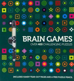 Die Cut Brain Games