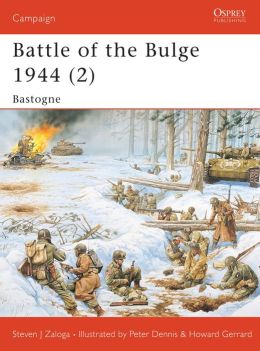 Battle of the Bulge 1944 (2): Bastogne
