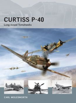 Curtiss P-40: Long-nosed Tomahawks