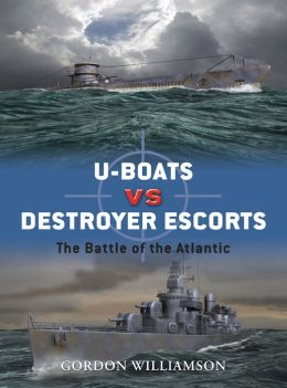 U-boats vs Destroyer Escorts: The Battle of the Atlantic