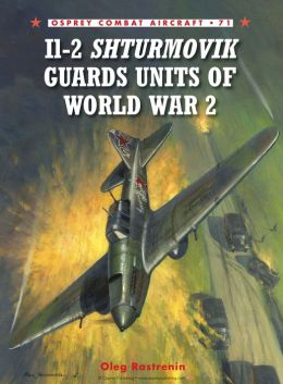 Il-2 Shturmovik Guards Units of World War 2
