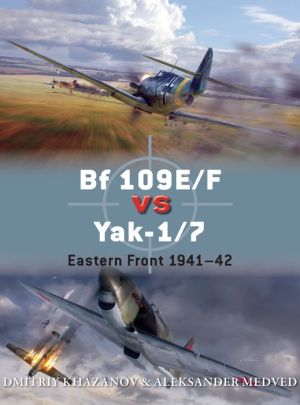 Bf 109 vs Yak-1/7: Eastern Front
