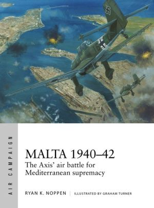 Malta 1940-42: The Axis' air battle for Mediterranean supremacy