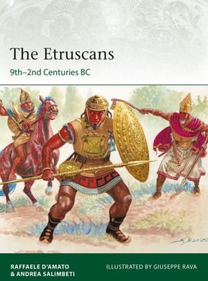 Book The Etruscans: 9th-2nd Centuries BC