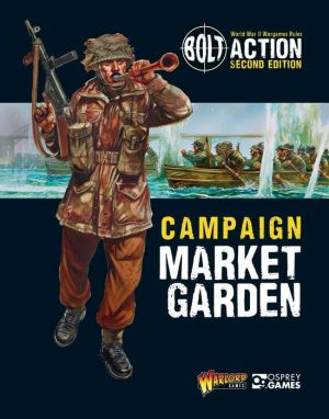 Book Bolt Action: Campaign: Market Garden