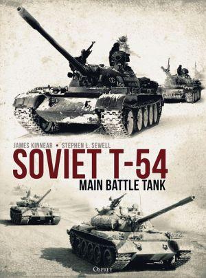 Book The Soviet T-54 Main Battle Tank