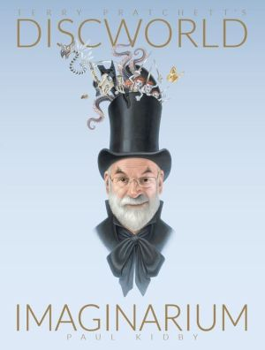 Book Terry Pratchett's Discworld Imaginarium