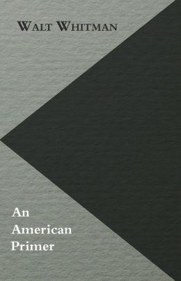 An American Primer