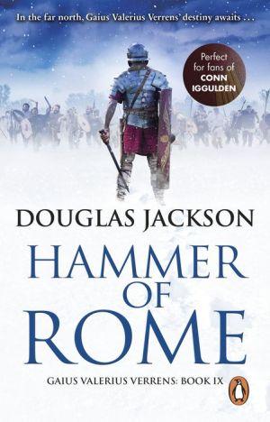 Book Hammer of Rome: Gaius Valerius Verrens 9