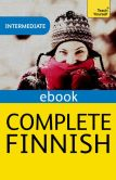 Book Cover Image. Title: Complete Finnish (Learn Finnish with Teach Yourself), Author: Terttu Leney