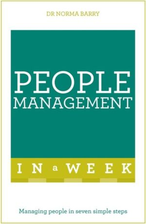 People Management in a Week: Teach Yourself