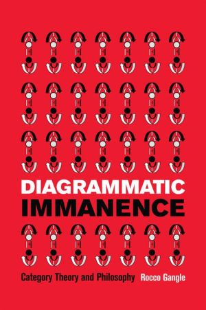 Diagrammatic Immanence: Category Theory and Philosophy