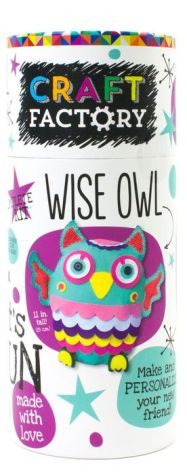 Craft Factory: Wise Owl