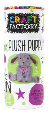 Craft Factory: Plush Puppy