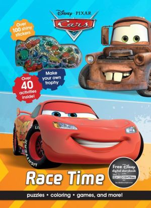 Race Time (Disney Pixar Cars and Planes)
