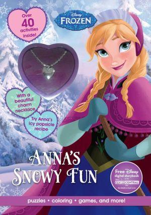 Anna's Snowy Fun (Disney Frozen)