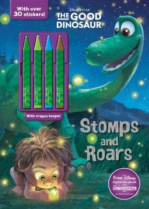 Disney Pixar the Good Dinosaur Stomps and Roars