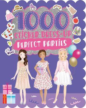 1000 Sticker Dress Up Perfect Parties