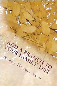 Add a Branch to Your Family Tree