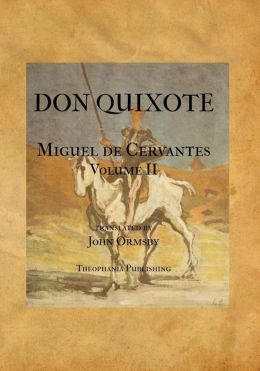 Don Quixote Volume Two
