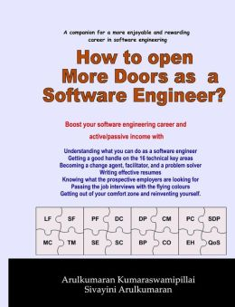 How to open More Doors as a Software Engineer?: Career making book for Software Engineers