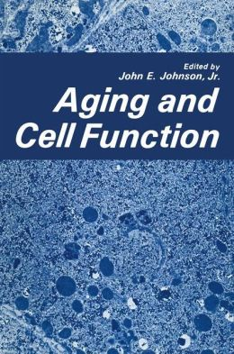 Aging and Cell Function