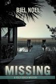 Book Cover Image. Title: Missing:  A Folly Beach Mystery, Author: Bill Noel