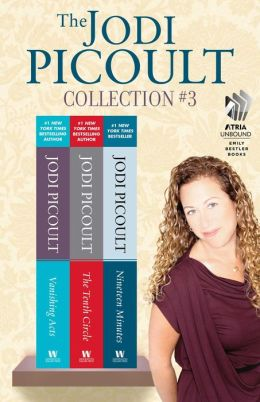 The Jodi Picoult Collection #3: Vanishing Acts, The Tenth Circle, and Nineteen Minutes