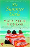 Book Cover Image. Title: The Summer Girls, Author: Mary Alice Monroe