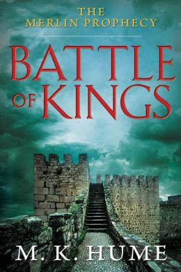 Battle of Kings (The Merlin Prophecy, Book 1)