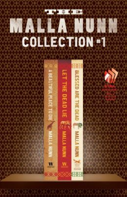 The Malla Nunn Collection #1: A Beautiful Place to Die, Let the Dead Lie, and Blessed Are the Dead