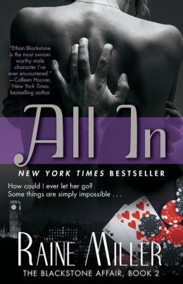 All In (Blackstone Affair Series #2)
